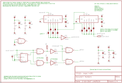 Schematic for boost converter logic