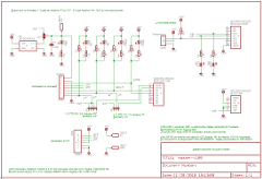 Schematic for master controler